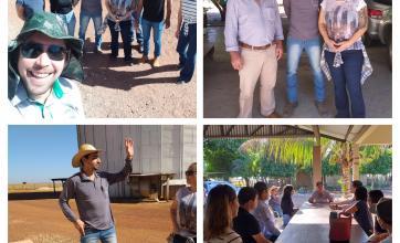 CMC Soluções em Campo - 1º Curso de Certificações Agrícolas de Sorriso - MT