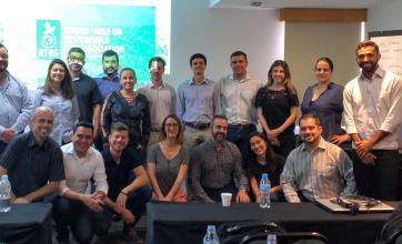 CMC Soluções participa encontro para gestores de grupo de certificação RTRS