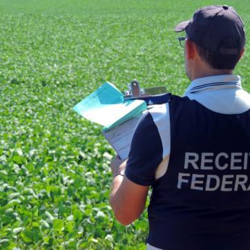 Agronegócio está na mira da fiscalização tributária